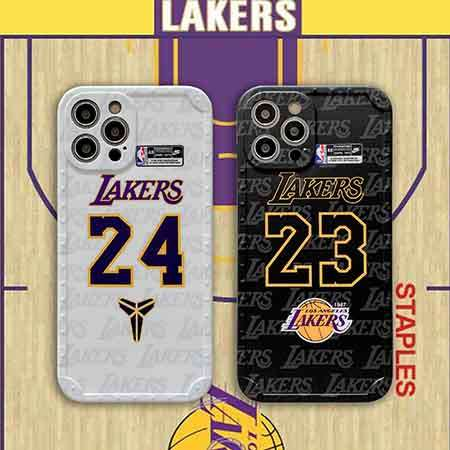 iphone12/12proケース LAKERS 23號