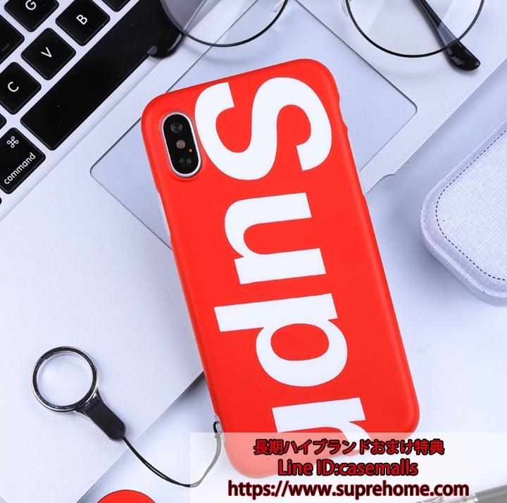 supreme アイフォンXs maxケース 個性的