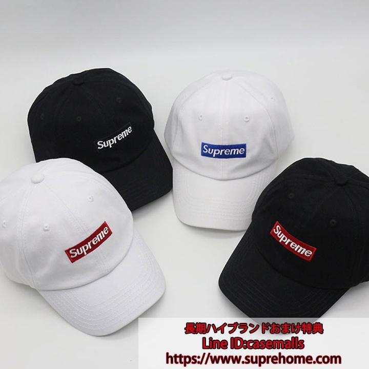 帽子 シュプリーム お洒落