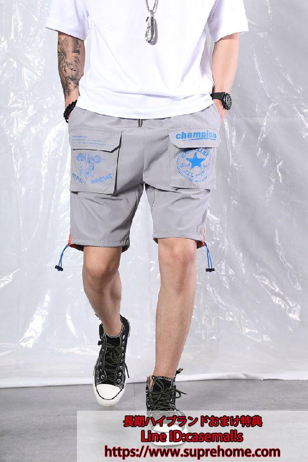CONVERSE コンバース ショットパンツ 半ズボン 涼しい 夏用 薄い カッコイイ
