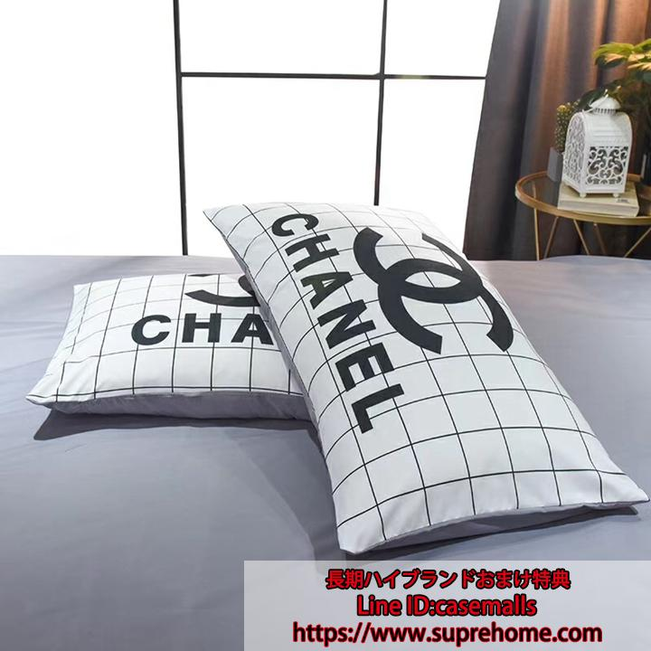 chanel bed cover