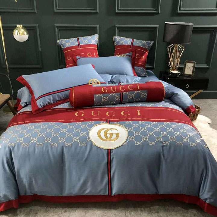 ルイヴィトン 寝具・ベッドカバー 4点セット