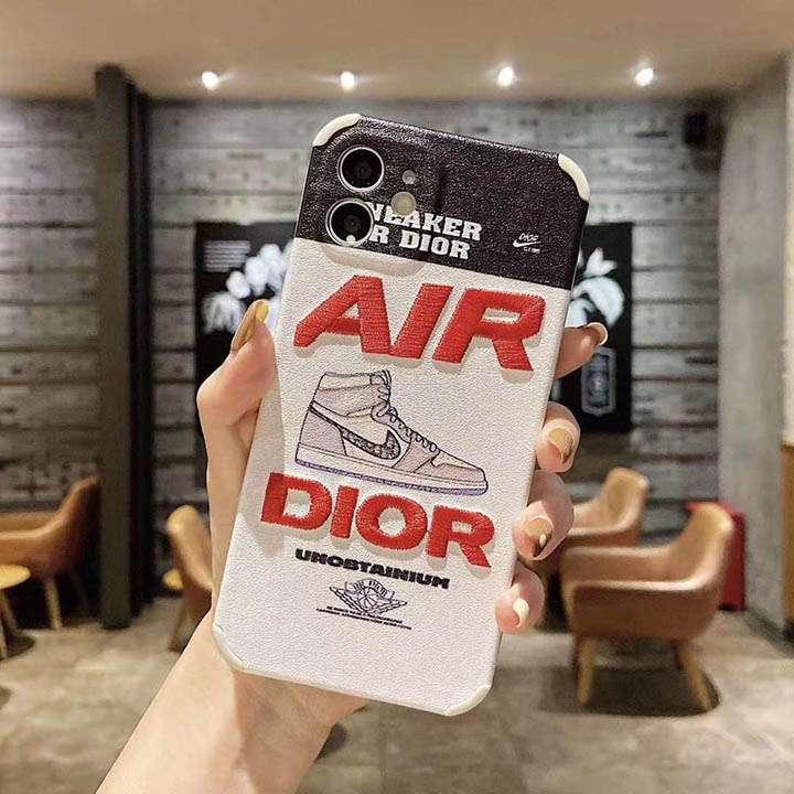 Dior 可愛い iphone12ケース 新発売