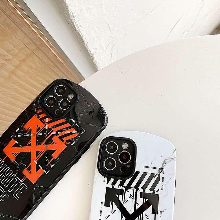 Off-white おしゃれ iphone12ケース