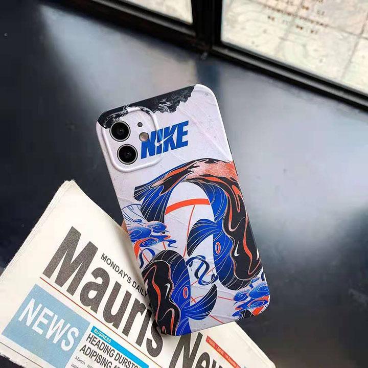 新発売 iphone12ケース ナイキ