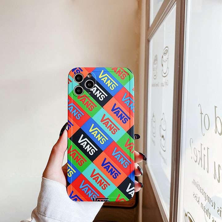 ヴァンズ iphone12ケース お洒落