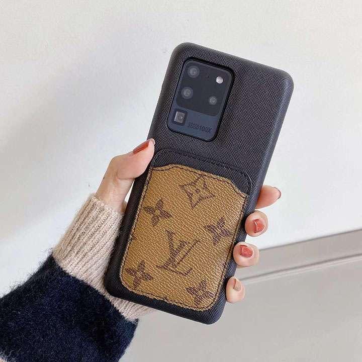 ルイヴィトン 革製 iphone12ケース