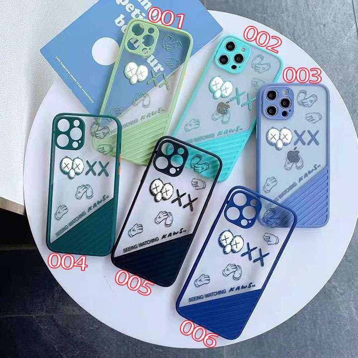 カウズ 新発売 iphone12ケース