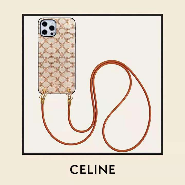 おしゃれ セリーヌ iphone12ケース