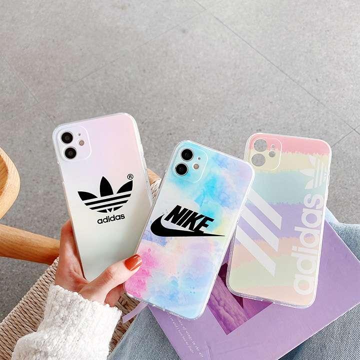 流行り iPhone 12promax/12携帯ケース Nike