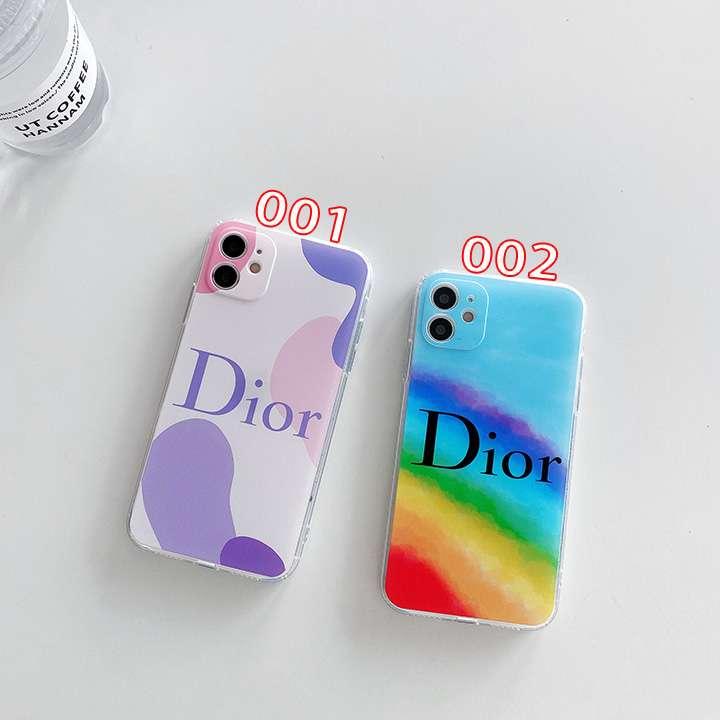 透明Dior iPhone 12/12 promaxカバー