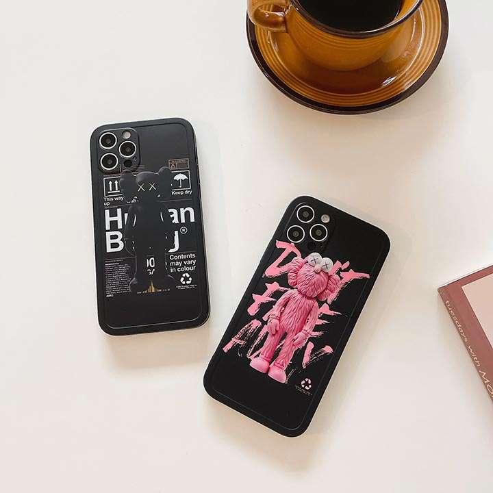 カウズアイフォン 11pro面白い携帯ケース